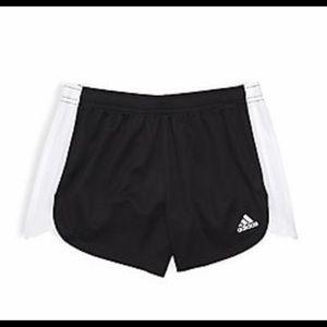 NEW Adidas Girls sport shorts